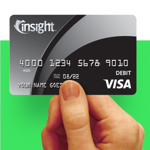 Insight Prepaid Debit Cards