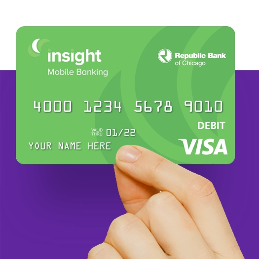 Insight Prepaid Debit Cards - Mobile Banking